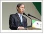 안총기 제2차관, 한국의 외교정책 강연