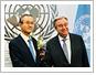 임성남 1차관 UN 사무총장 예방 및 대미 공공외교