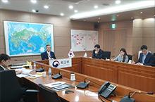 제2차 한-독 군축·비확산<br>협의회 화상회의 개최