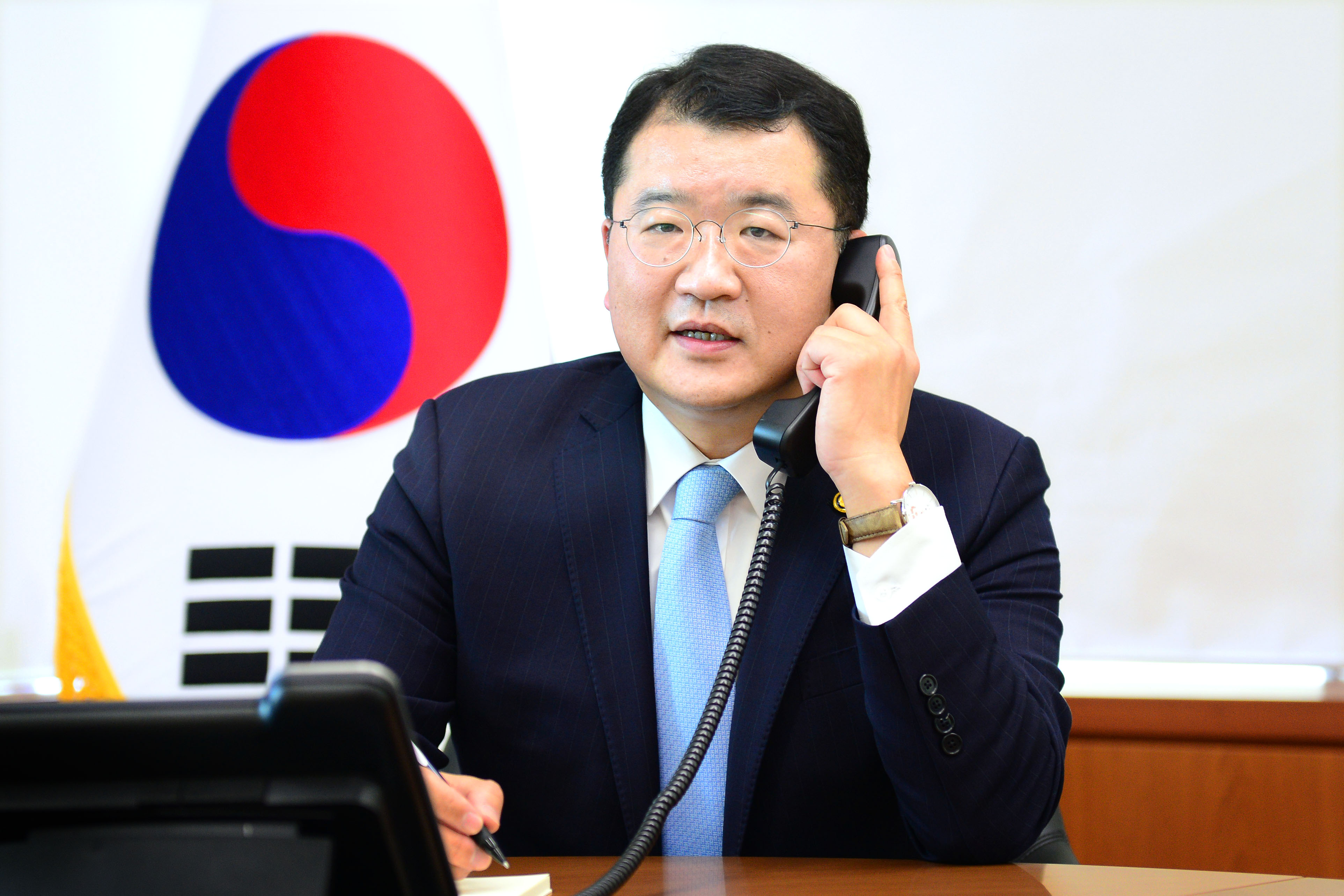 Vice Minister of Foreign Affairs Choi Holds Telephone Conversation with Canada's Deputy Minister of Foreign Affairs Marta Morgan