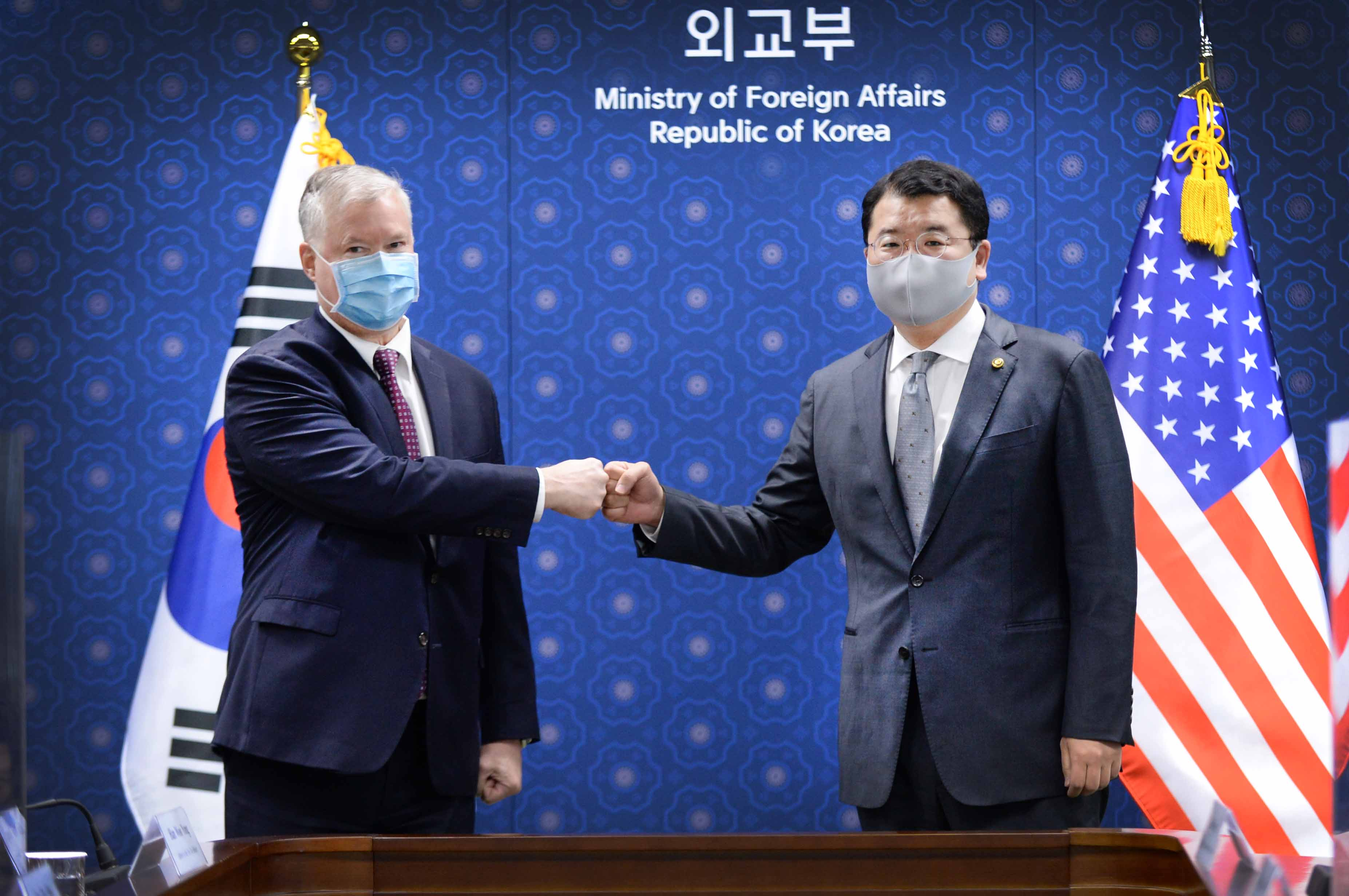 Outcome of Meeting between Vice Minister of Foreign Affairs Choi and U.S. Deputy Secretary of State Biegun