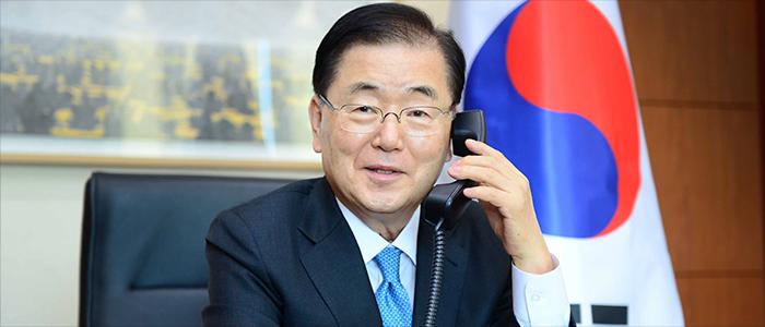한미, 한중 외교장관 통화 결과