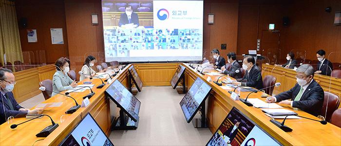 2021 P4G 서울 정상회의 준비