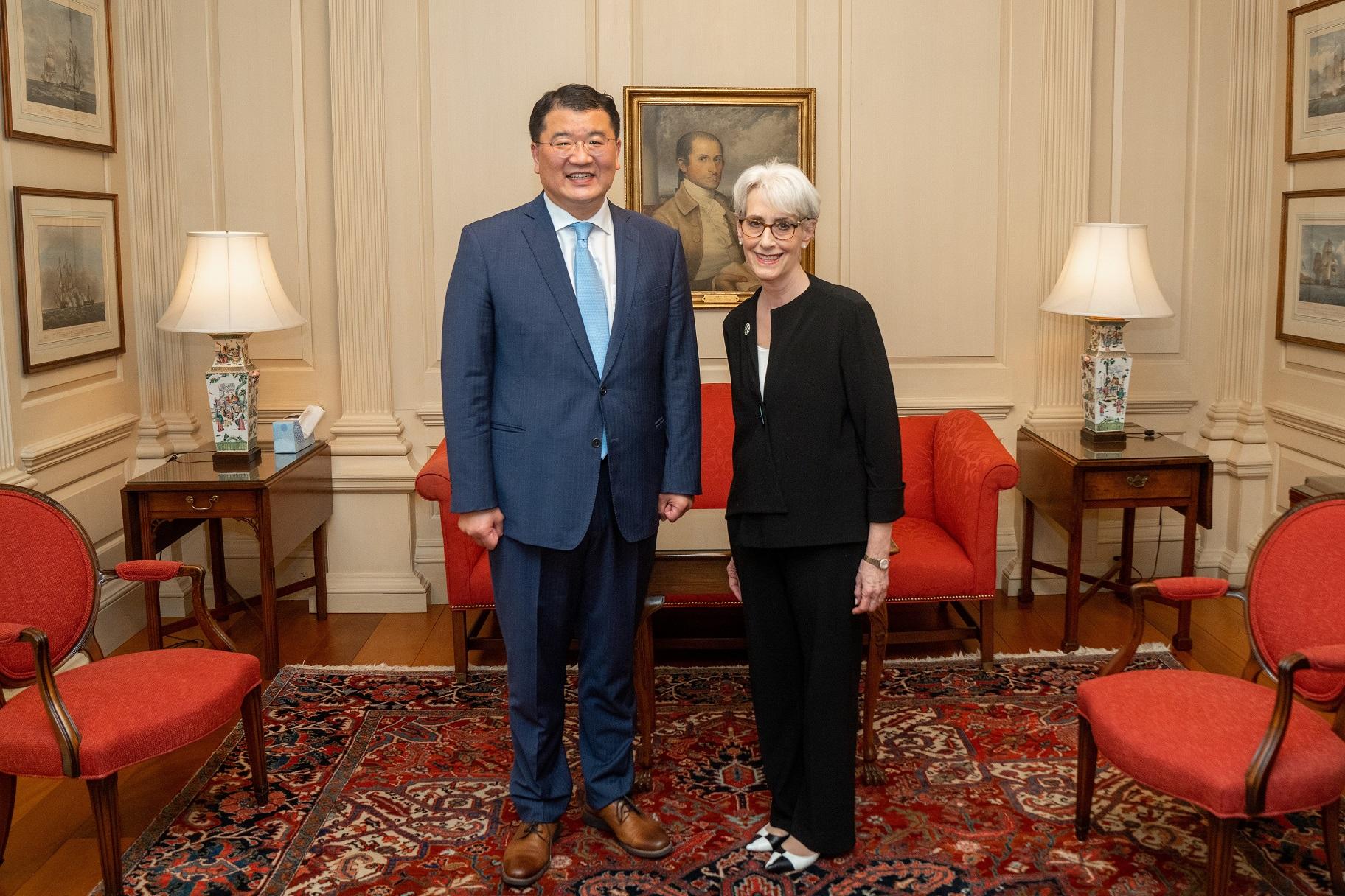 Korea-U.S. Vice Foreign Ministerial Meeting
