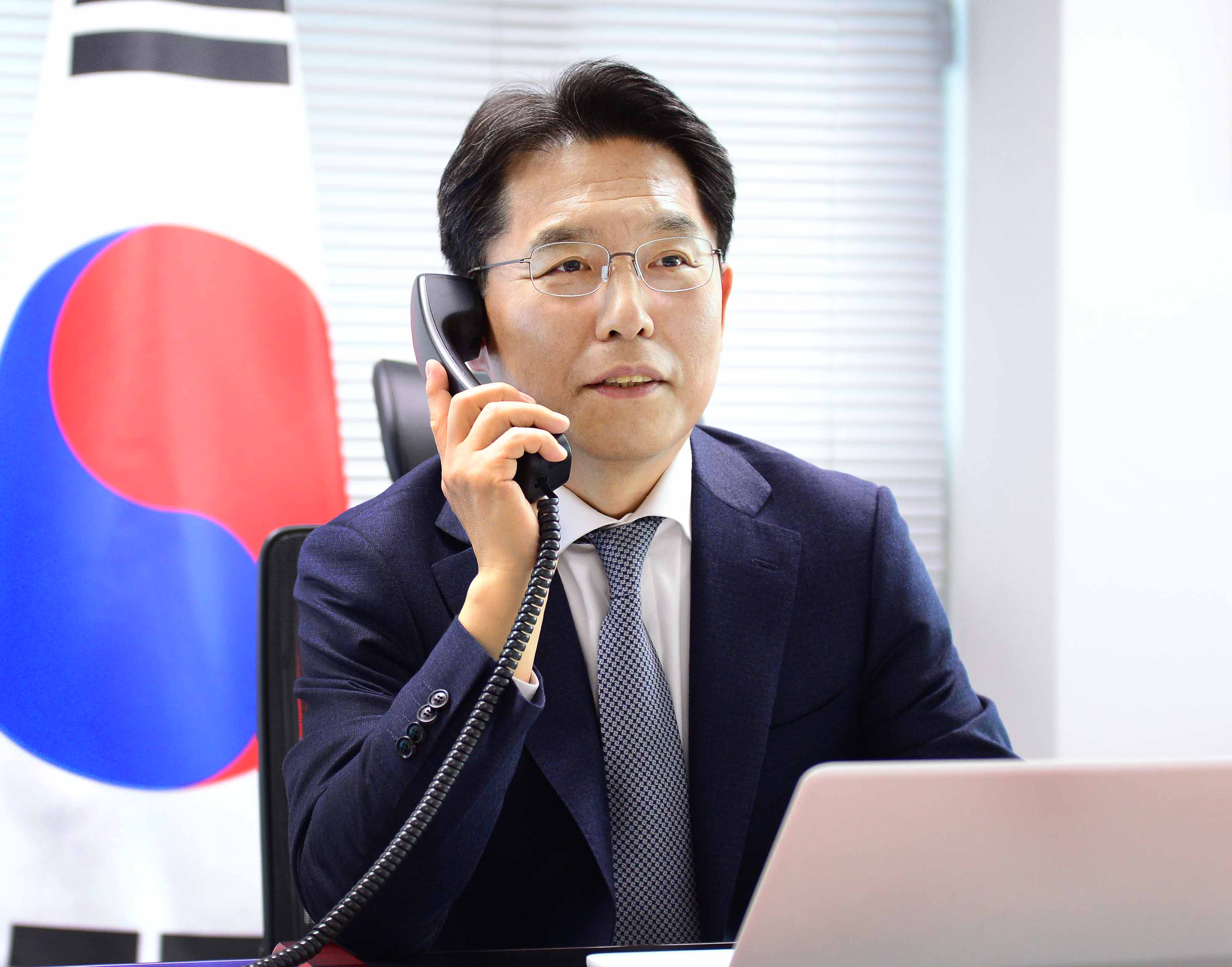Telephone Conversation between Korea and U.S. Chief Negotiators for North Korean Nuclear Issue