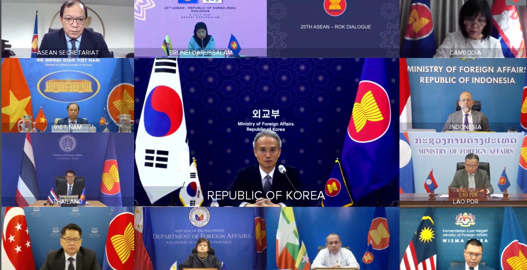 Result of Korea-ASEAN Dialogue