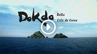 Dokdo Bella Isla de Corea