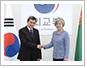 한-투르크메니스탄 외교장관 회담 개최