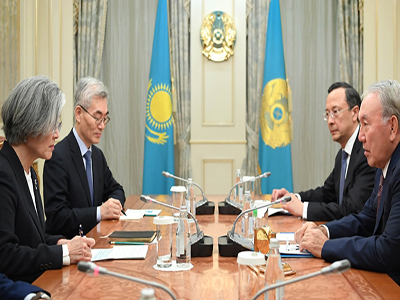 Outcome of Foreign Minister's Official Visit to Kazakhstan