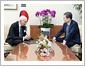 조현 제2차관, 국제이주기구 사무총장 면담