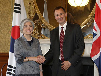 Outcome of 4th ROK-UK Strategic Dialogue