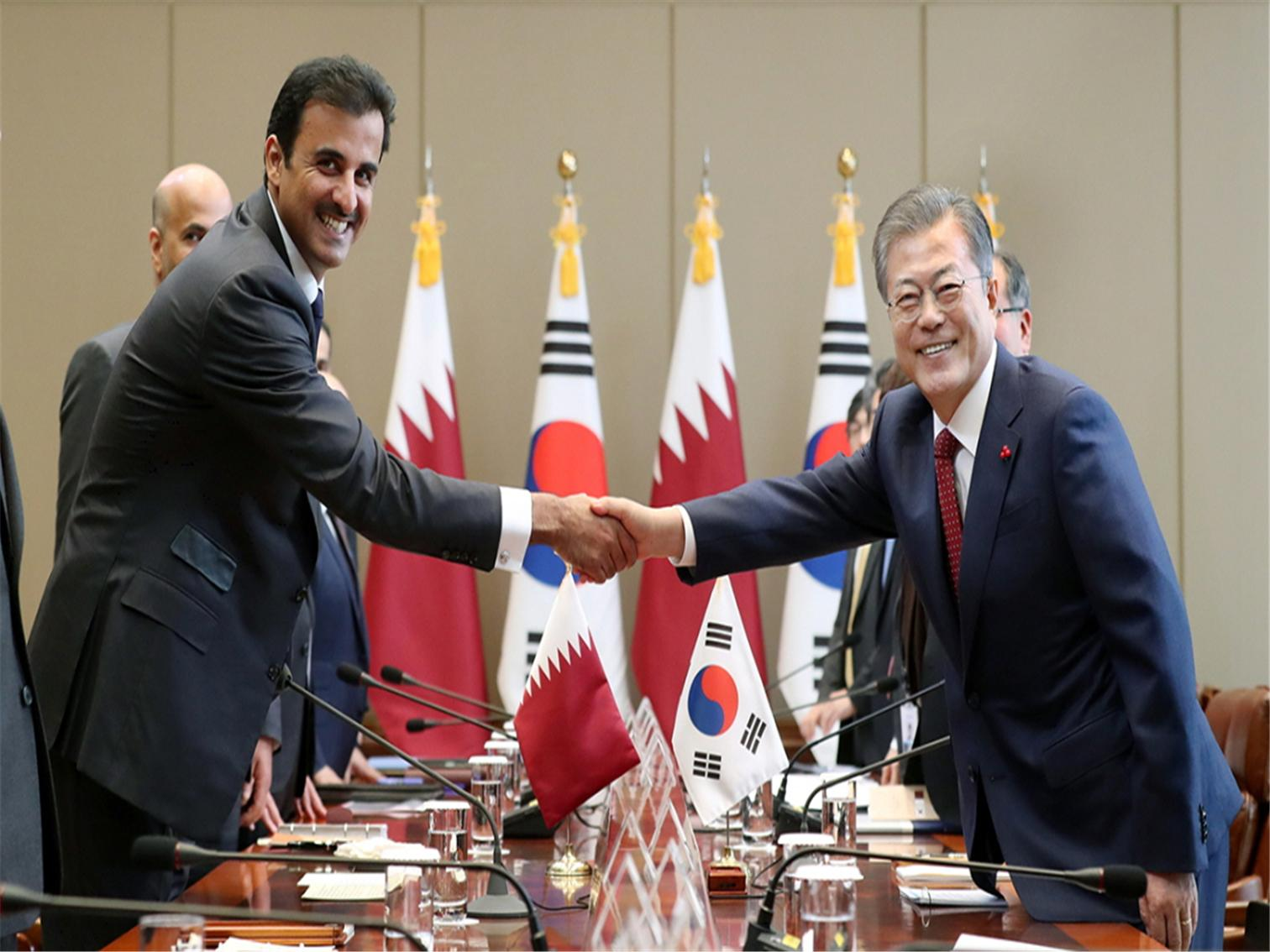Korea, Qatar to Expand Economic Cooperation to Wider Range of Fields
