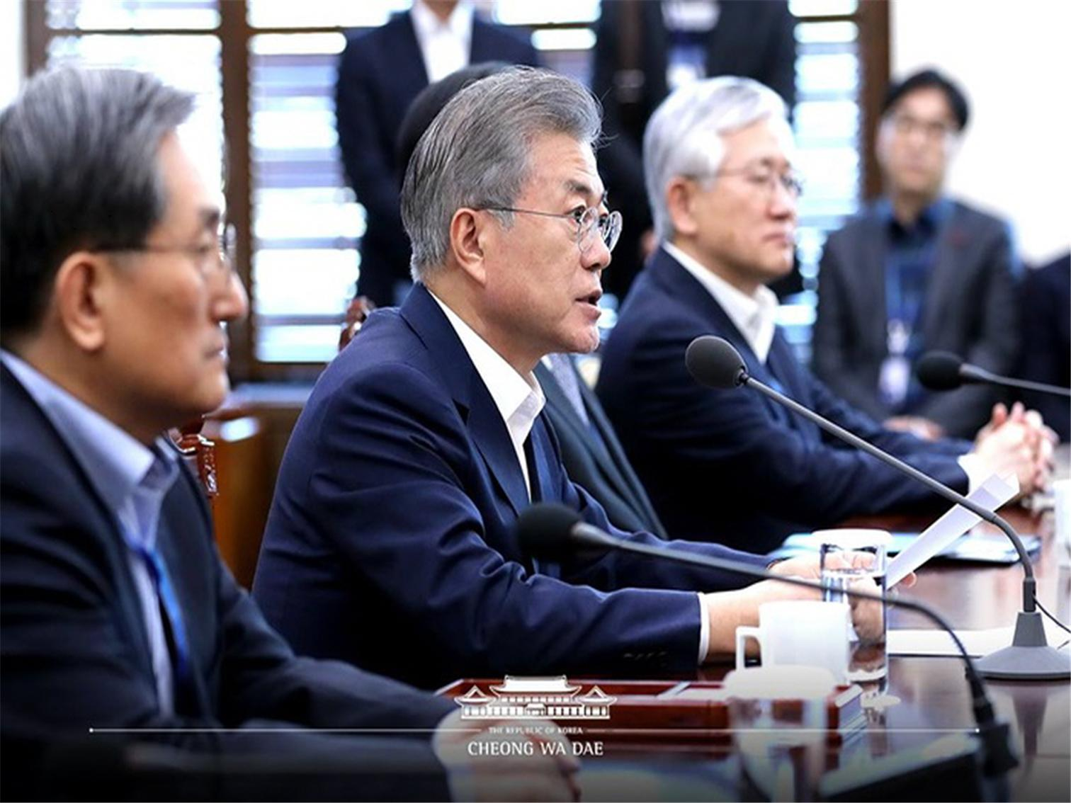 President Moon Calls Upcoming 2nd NK-US Summit 'Turning Point' for Korean Peninsula