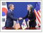 한·미 방위비 분담 특별협정 서명식 개최