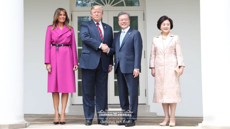 Coordinated Readout of the ROK-US Summit