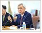 이태호 차관, 美 「워싱턴타임즈」 紙 인솔 대표단 접견