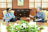 Minister of Foreign Affairs Meets with Minister for Foreign Affairs of Indonesia