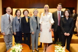 Minister of Foreign Affairs Discusses Women's Empowerment with Advisor to President of United States Ivanka Trump and Women Entrepreneurs of ROK and US