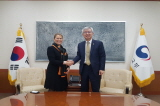 Vice Minister of Foreign Affairs Lee Meets with Executive Director of UN Office for Project Services