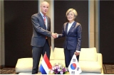 Outcome of ROK-Netherlands Foreign Ministers' Meeting