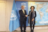 Vice Minister of Foreign Affairs Lee Meets with UNESCO Director-General