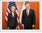 한미 외교장관 회담 개최