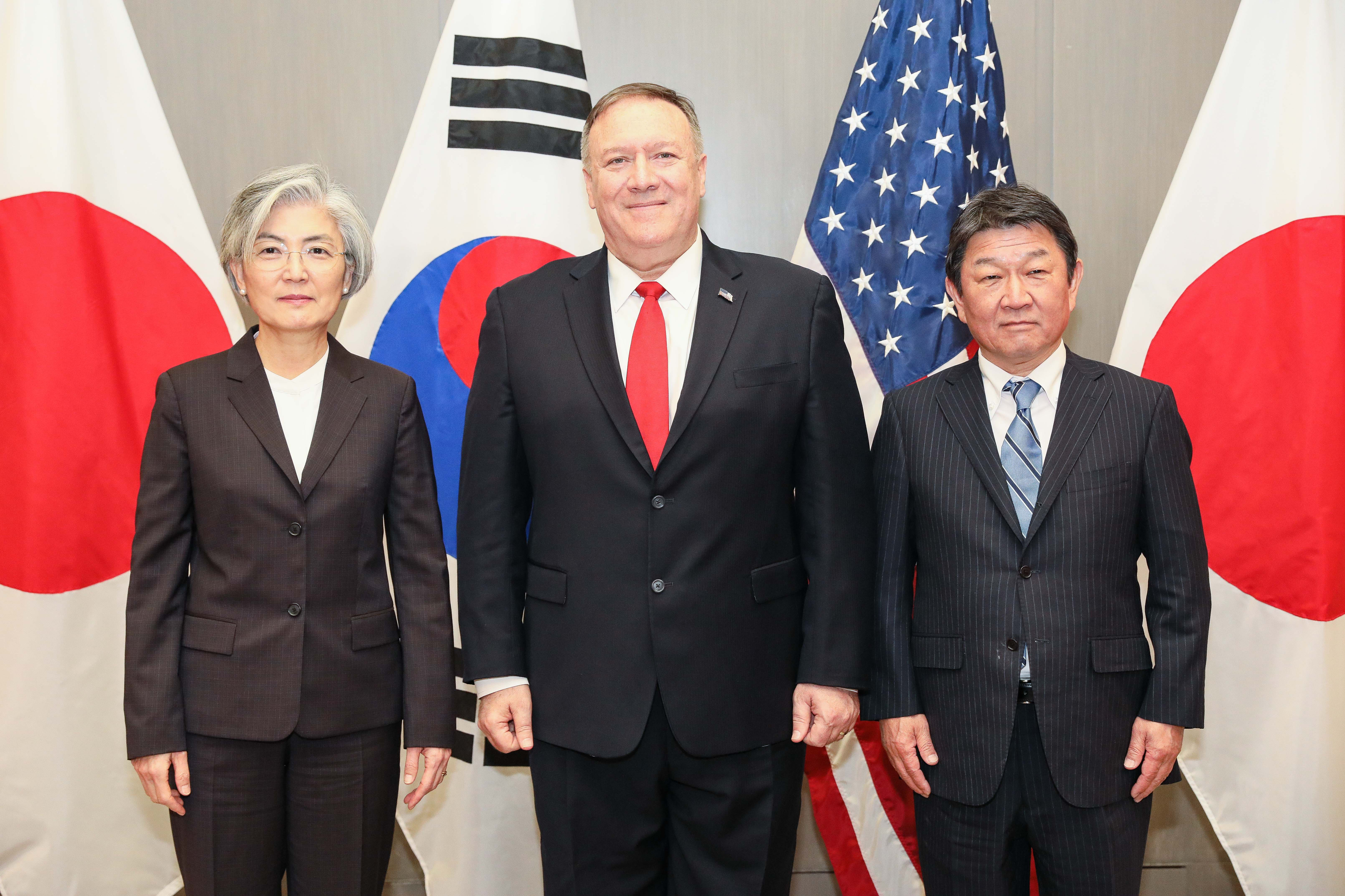 Outcome of ROK-U.S.-Japan Foreign Ministerial Meeting