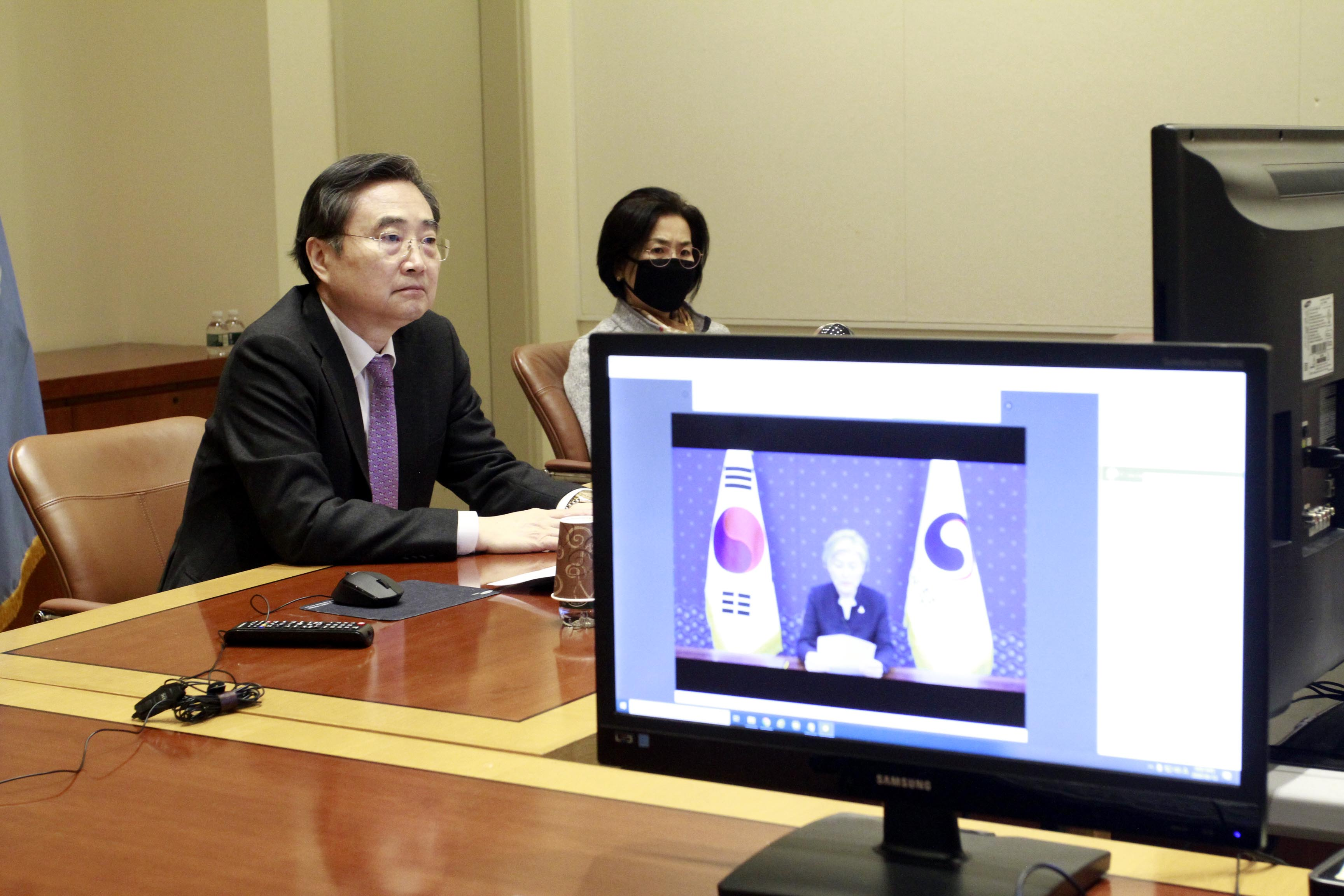 ROK Leads Launch of UN Group of Friends of Solidarity for Global Health Security