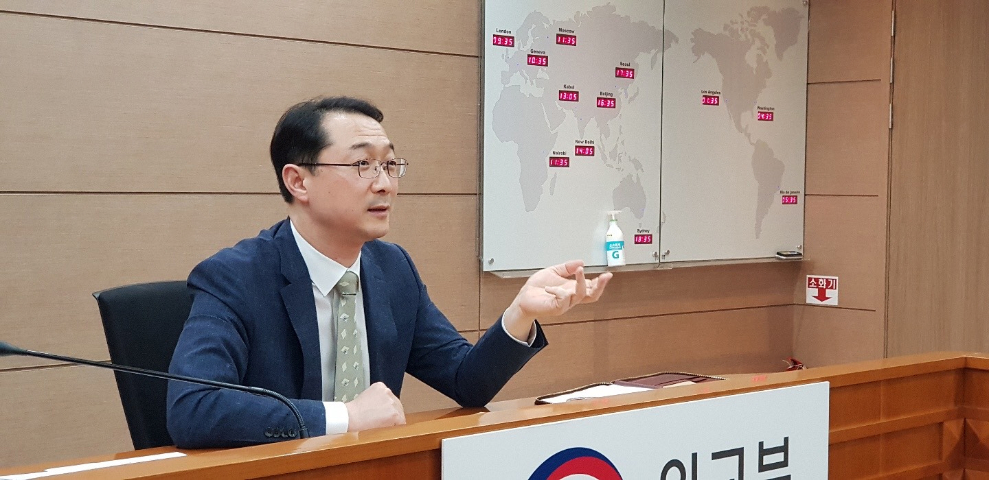 ROK and Swedish Deputy Foreign Ministers Hold Video Conference