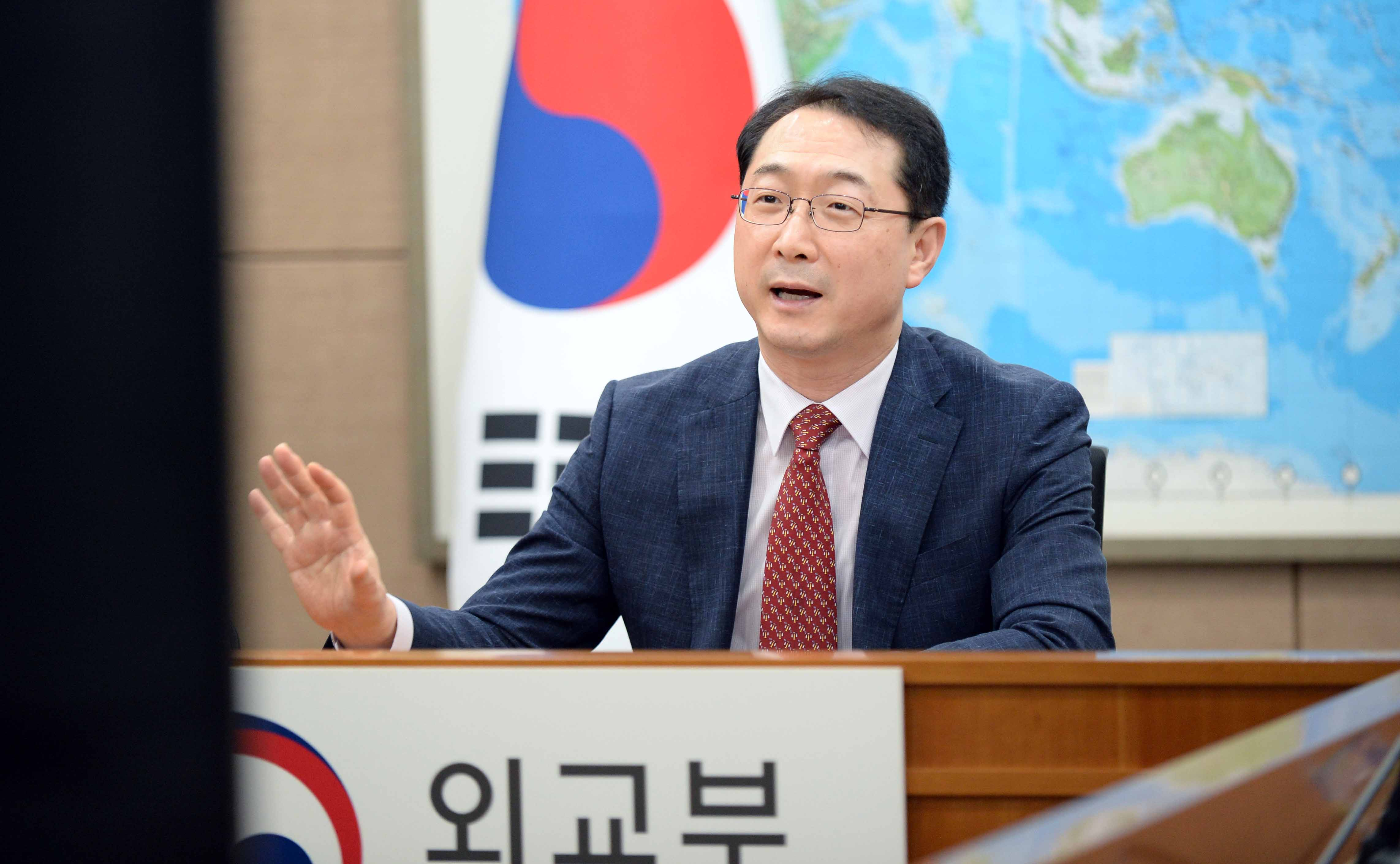 ROK-New Zealand Deputy Foreign Ministerial Video Conference Takes Place
