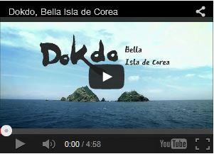 Dokdo, Bella Isla de Corea